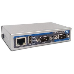 VScom ModGate+ (Plus) 213 a dual port Gateway from Modbus/RTU/ASCII to Modbus/TCP