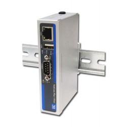 DK-NCP&#58 USB-COM Plus on DIN-Rail