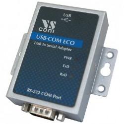 VScom USB-COM ECO a single port USB-to-Serial RS232 adapter