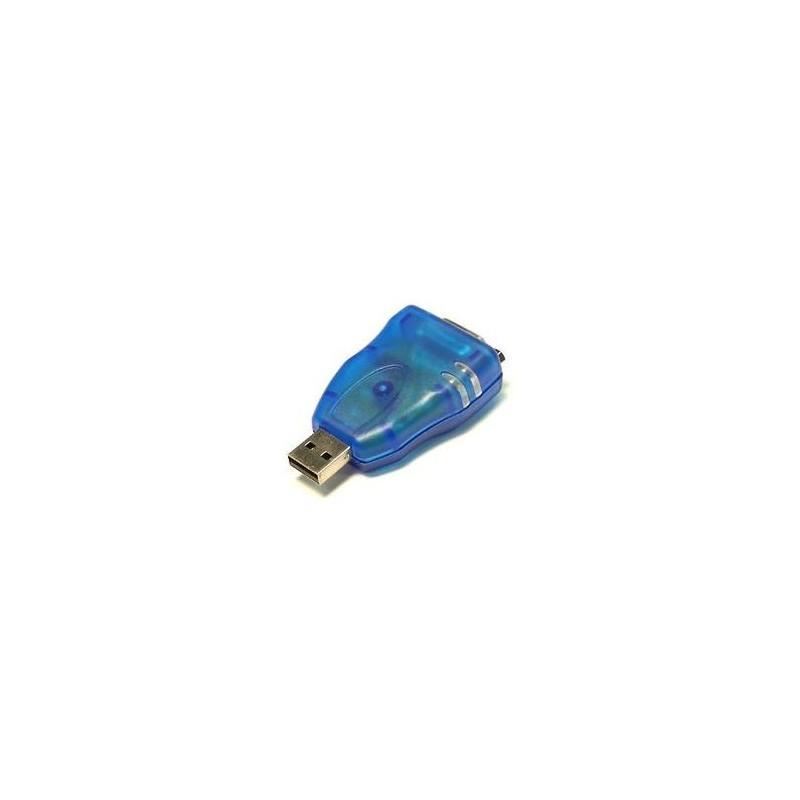 Vscom USB-COM PL an USB to RS232 serial port converter DB9 connector