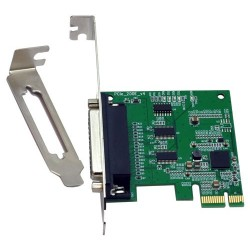 VScom 200E v4 PCIex a 2 Port RS232 PCI Express x1card 16C850 UART
