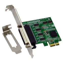 VScom 400E v4 PCIex a 4 Port RS232 PCI Express x1card 16C850 UART