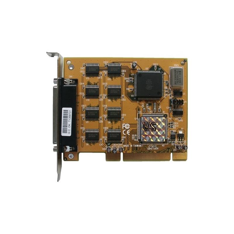VScom 800H UPCI a 8 Port RS232 PCI card 16C950 UART