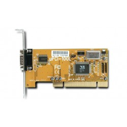 VScom 100L UPCI a 1 Port RS232 PCI card 16C550 UART