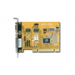 VScom 200Ei PCIex a 2 Port RS232 RS422/485 PCI Express x1card 16C950 UART
