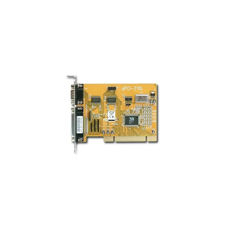 VScom 210L UPCI a 2 Port RS232 1 Port LPT PCI card 16C550 UART