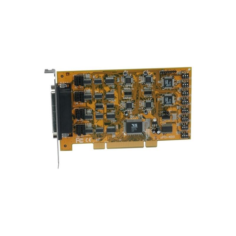 VScom 800I UPCI a 8 Port RS232 RS422/485 PCI card