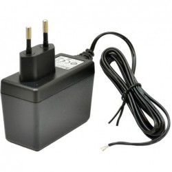 Power Adapter 12V DC with EU Wall plug