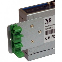 DIN-Rail with Wall Mount