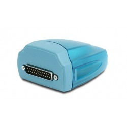 Vscom USB-COM 25 an USB to RS232 serial port converter DB25 connector