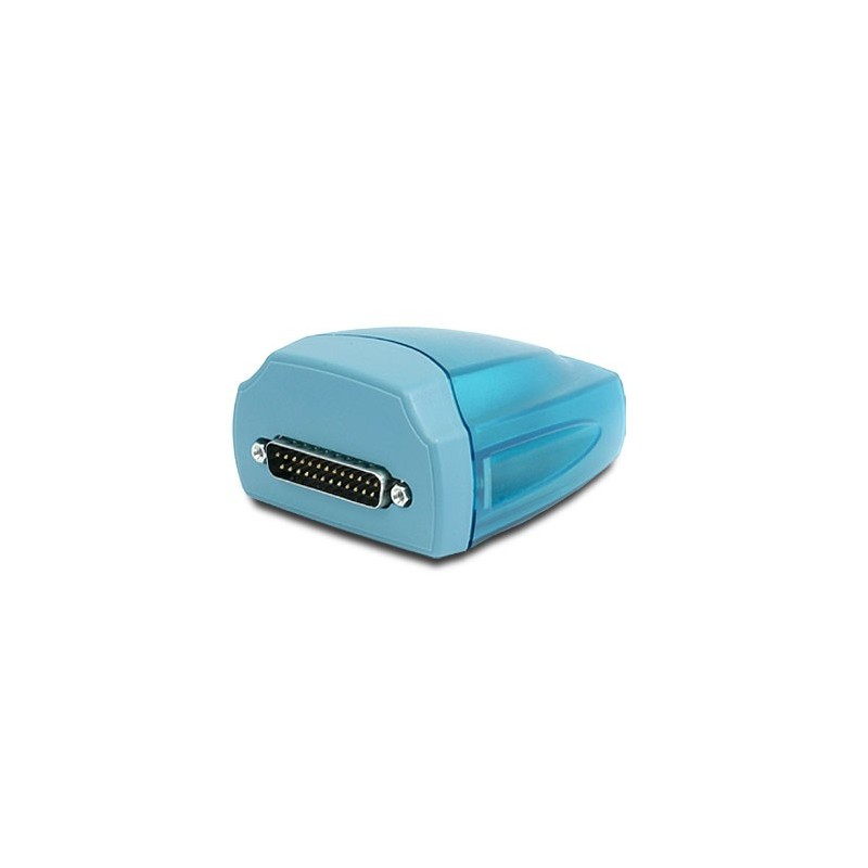 Vscom USB-COM 25 an USB to RS232 serial port converter DB25 connector